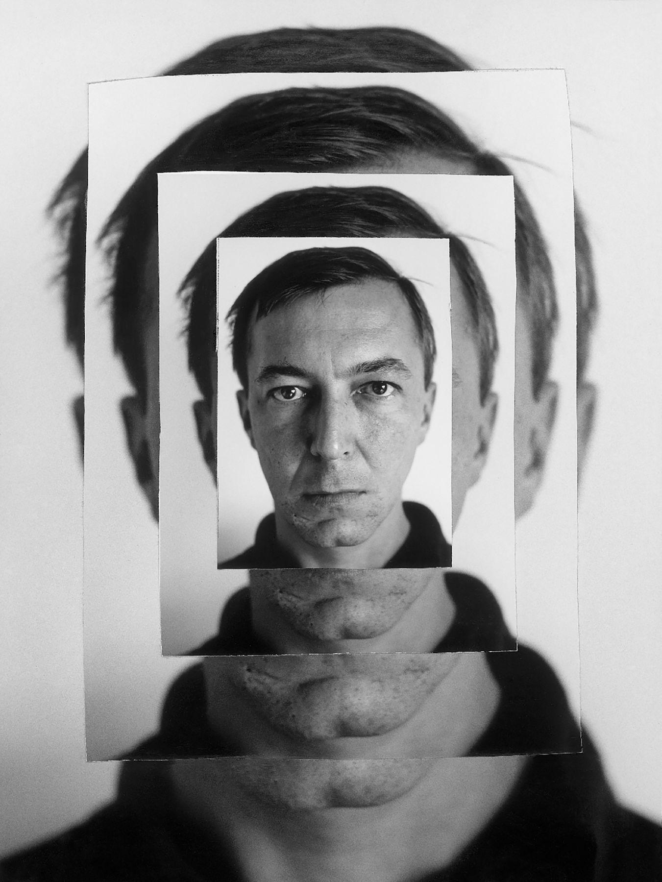 Duane Michals Jasper Johns, 1972