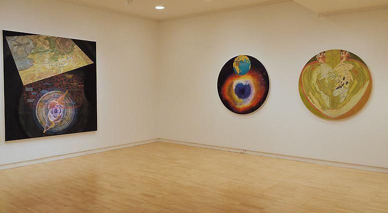 Joyce Kozloff: Navigational Triangles