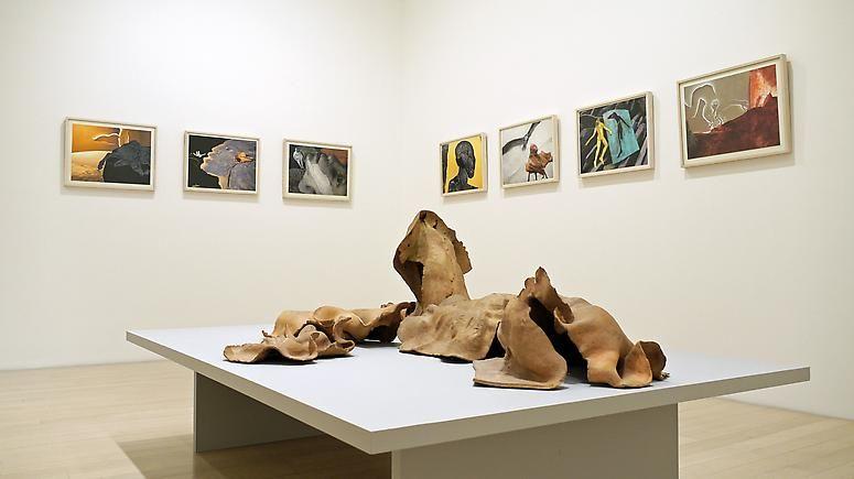 Mary Frank: Elemental Expression: Sculpture 1969-1985 & Recent Work