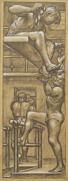 Three Figures, 1930's