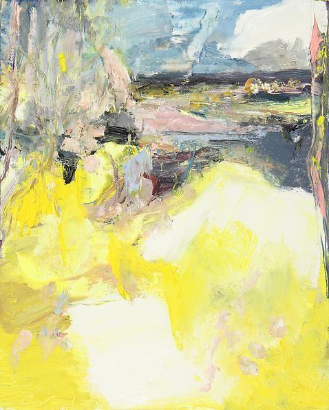 Eric Aho, Yellow Riser, 2013