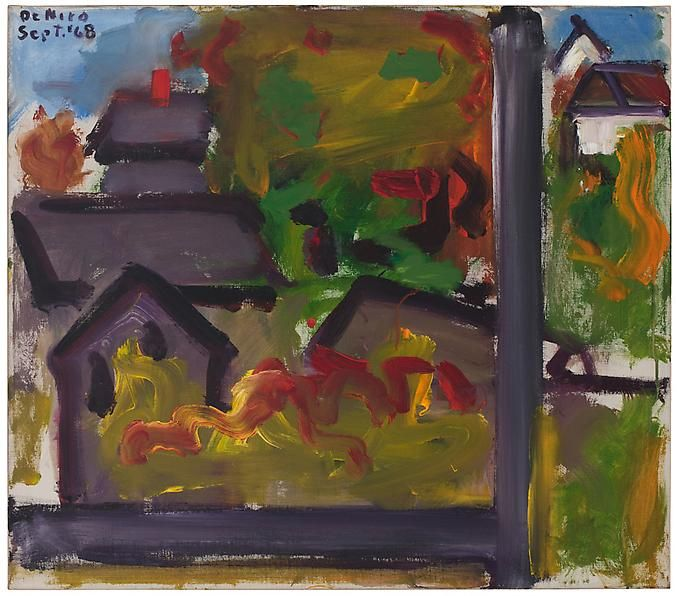Untitled Landscape, 1968