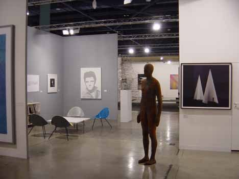 Art Basel Miami Beach 2007 Sean Kelly Gallery