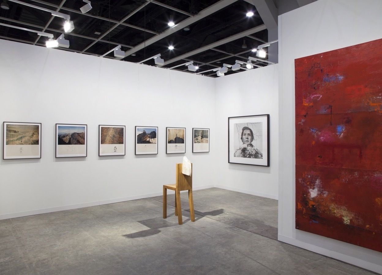 Art Basel Hong Kong 2016 Sean Kelly