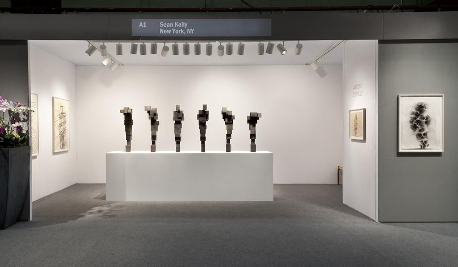 ADAA: The Art Show 2015 Sean Kelly Gallery