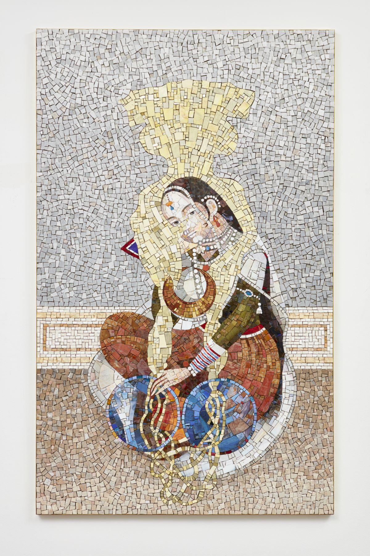 Shahzia Sikander The Perennial Gaze, 2018