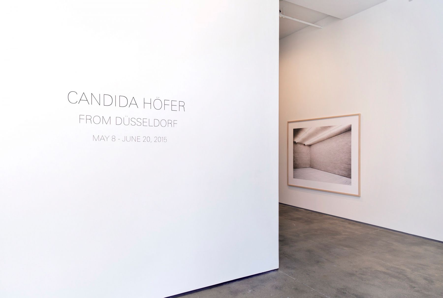 Candida Hofer Sean Kelly Gallery