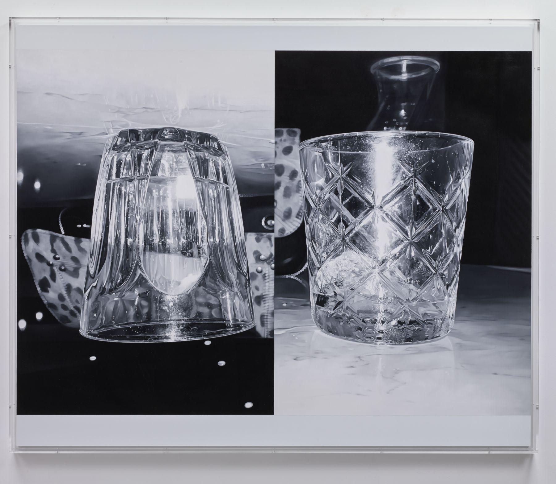 JAMES WHITE Double Glass, 2018