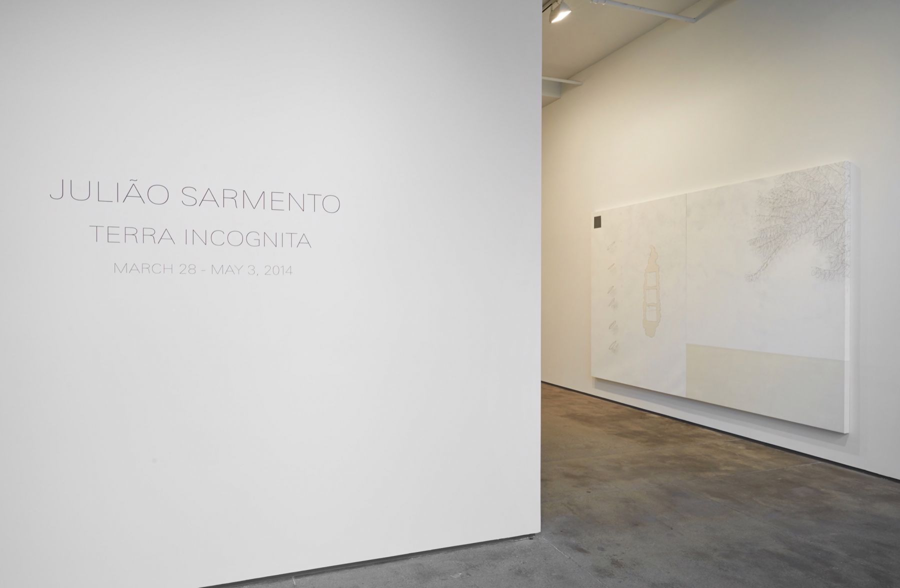 Juliao Sarmento Sean Kelly Gallery