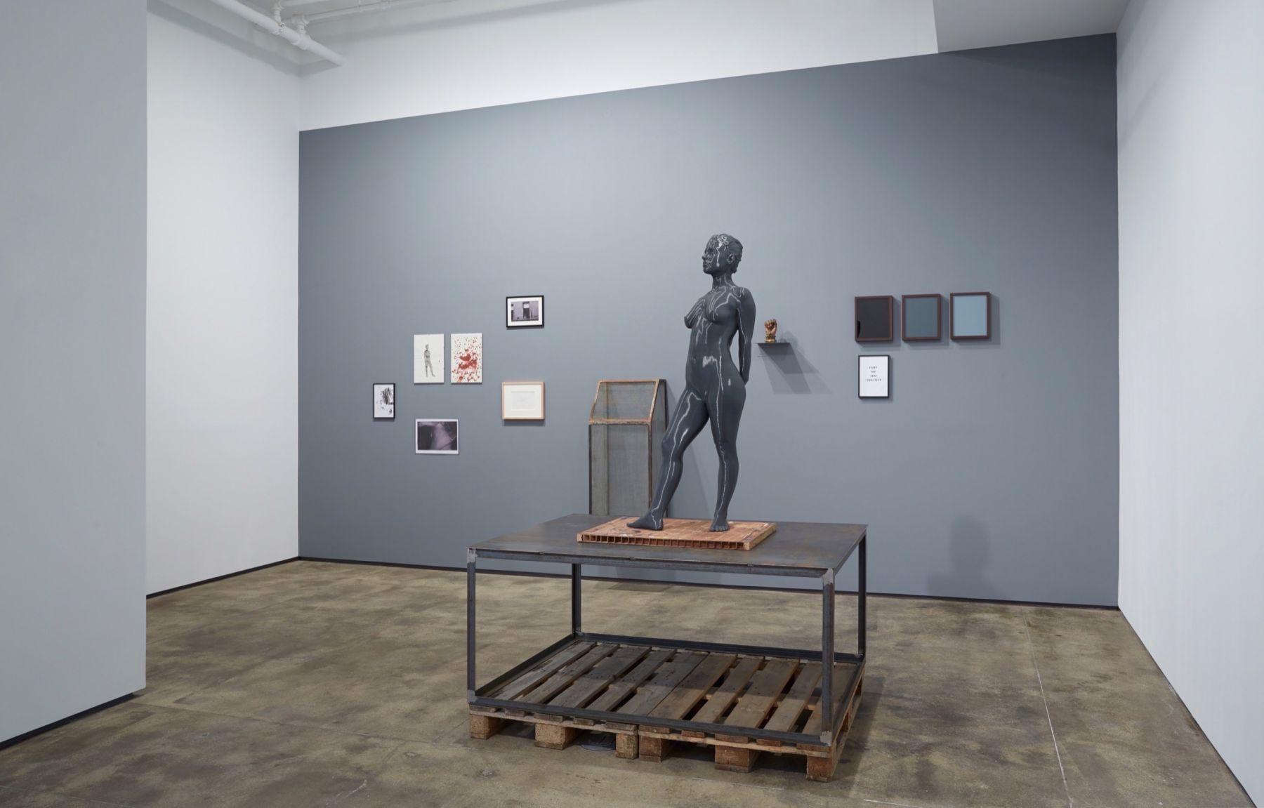 Juliao Sarmento Sean Kelly Gallery