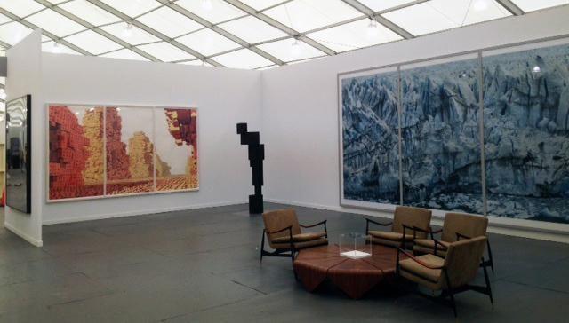 Frieze New York 2014 Sean Kelly Gallery