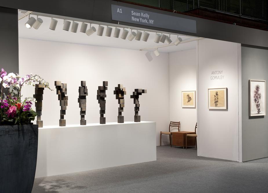 ADAA: The Art Show 2015 Sean Kelly Gallery