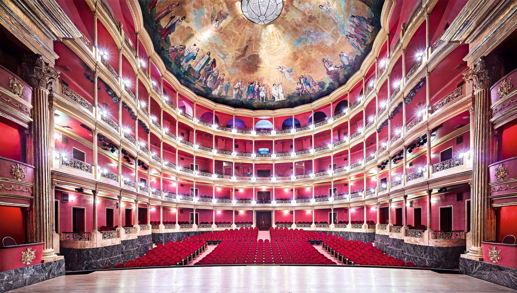 CANDIDA HÖFER, Teatro Degollado Guadalajara I 2015