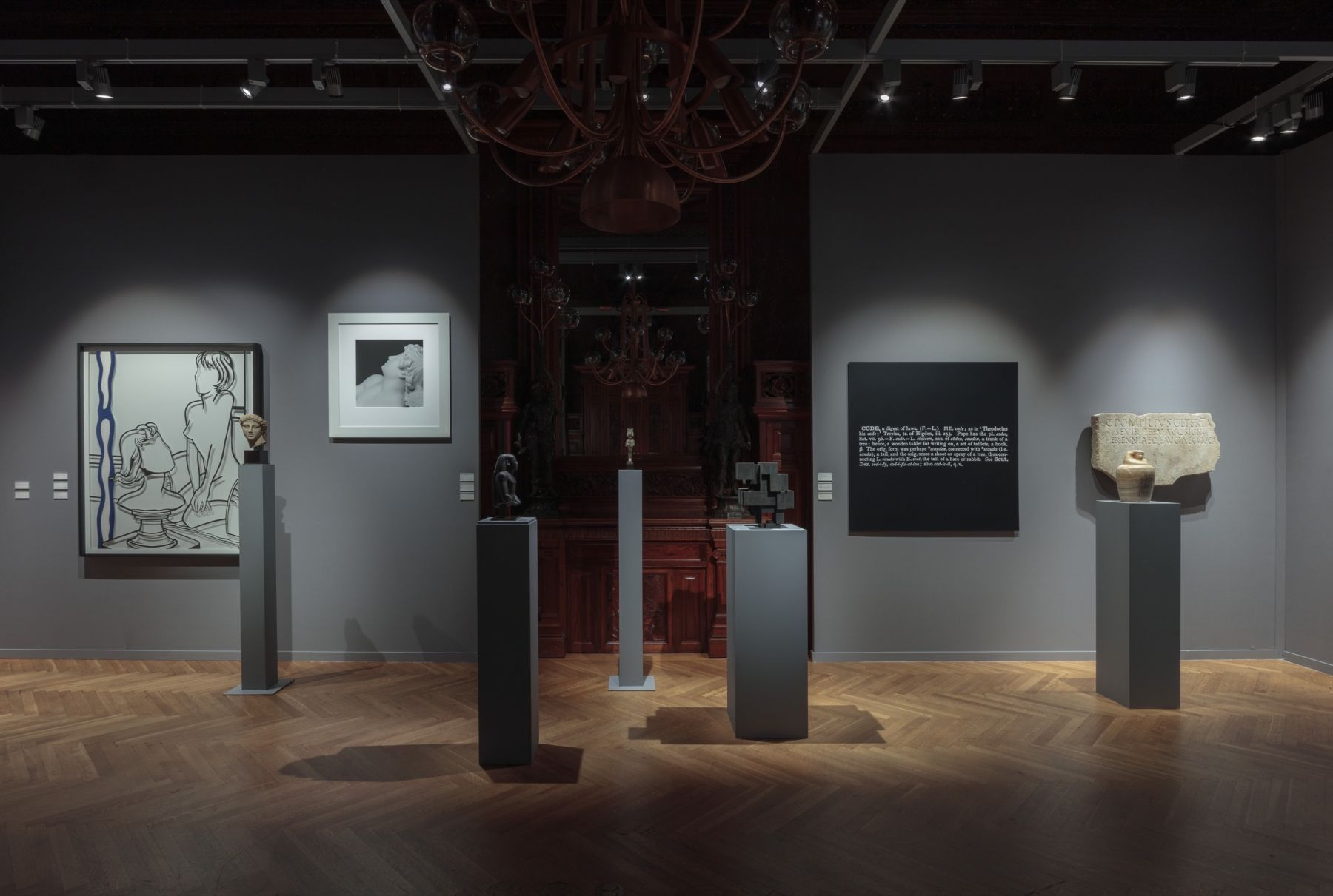 Sean Kelly and Charles Ede at TEFAF New York Fall 2019, Stand 210