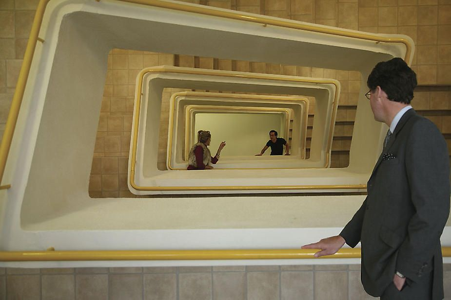 Leandro Erlich Sean Kelly Gallery