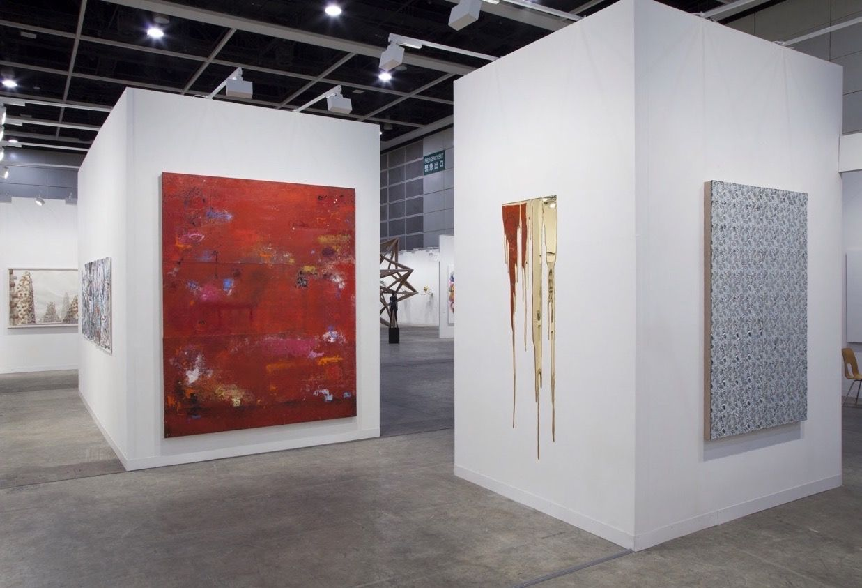 Art Basel Hong Kong 2016 Sean Kelly Gallery