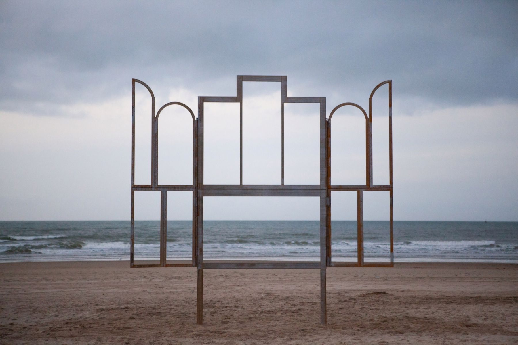 Kris Martin Altar, 2014