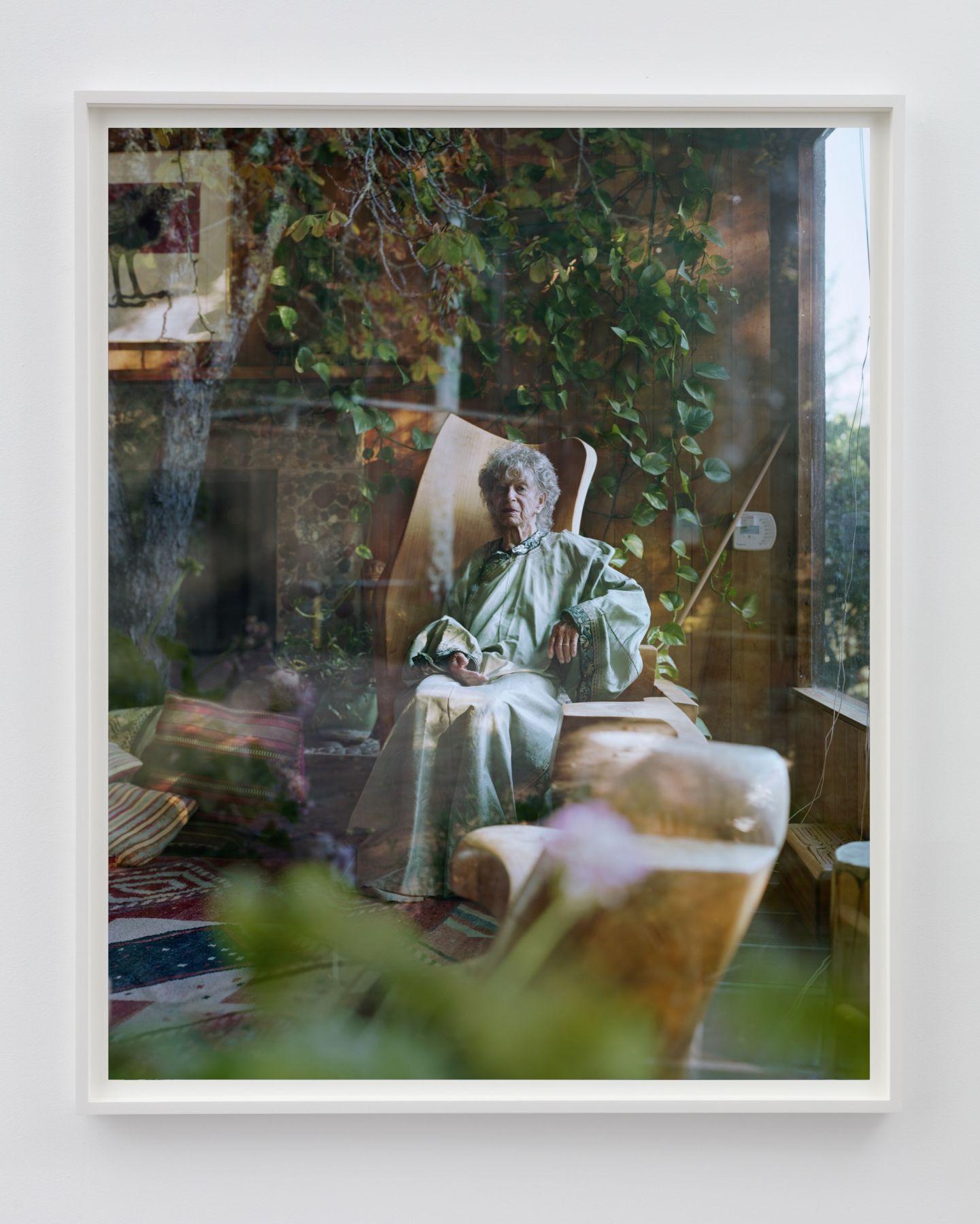 ALEC SOTH Anna. Kentfield, California, 2017
