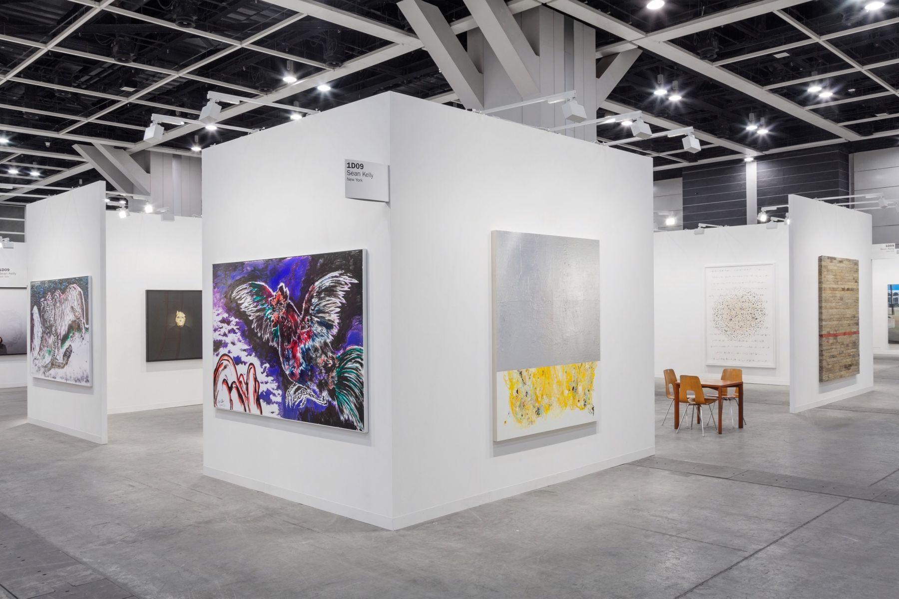Sean Kelly Gallery Art Basel Hong Kong 2017
