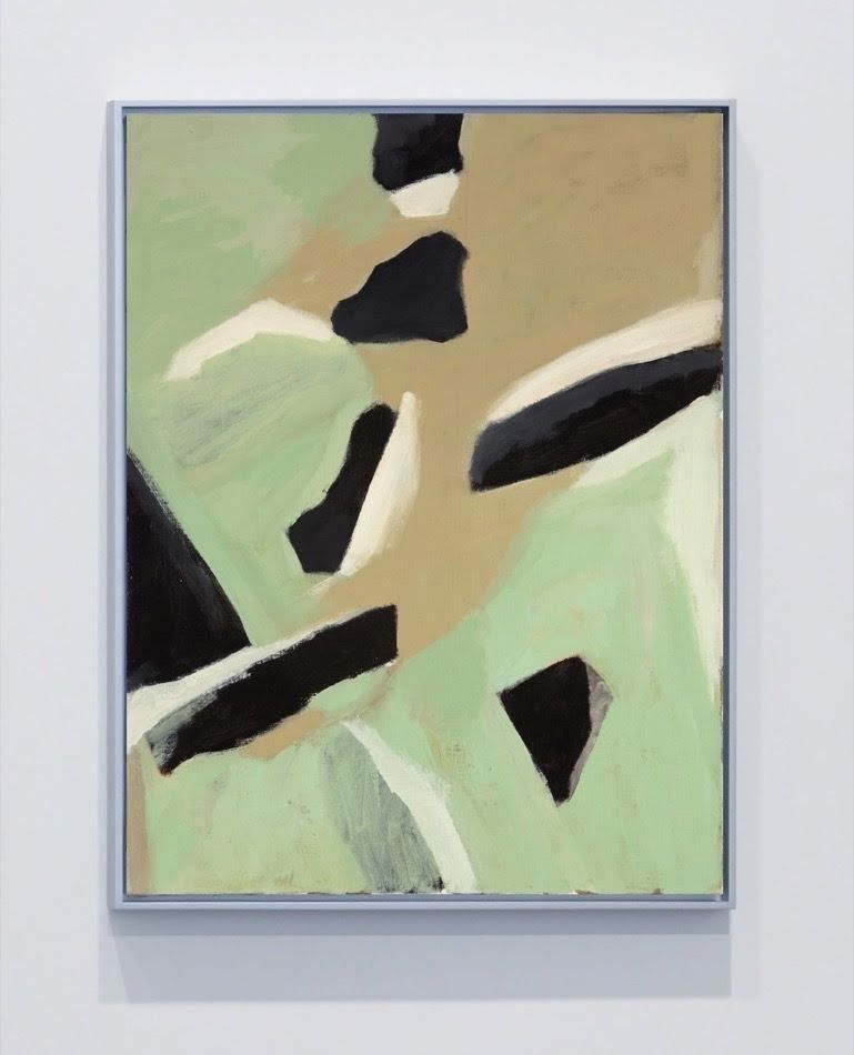 Untitled, 1995 oil on canvas