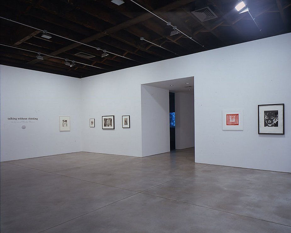 Marilyn: From Anastasi to Weegee Sean Kelly Gallery