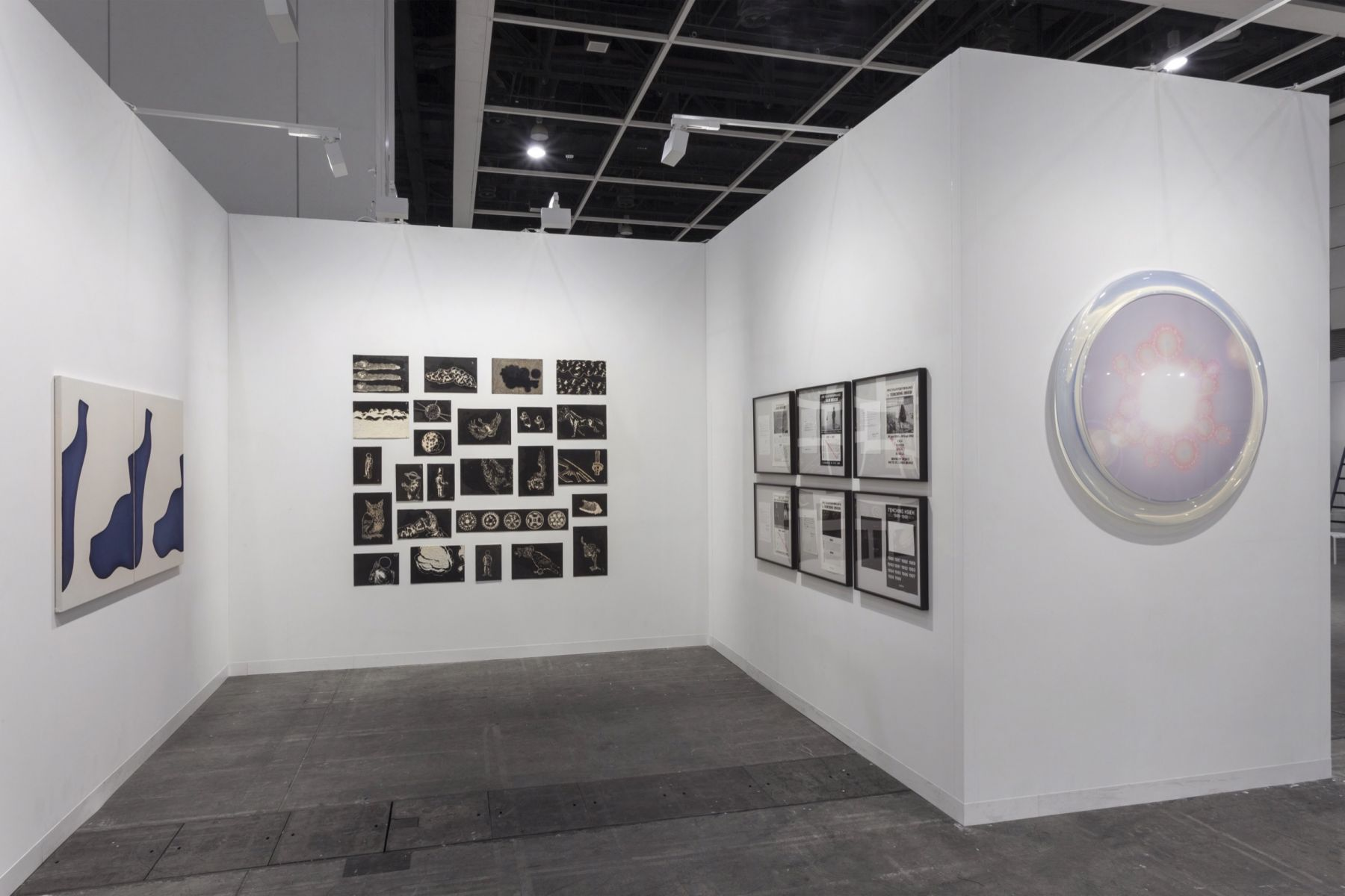 Sean Kelly at Art Basel Hong Kong 2018, March 29 - 31, 2018, Pier 94, Booth 1D09