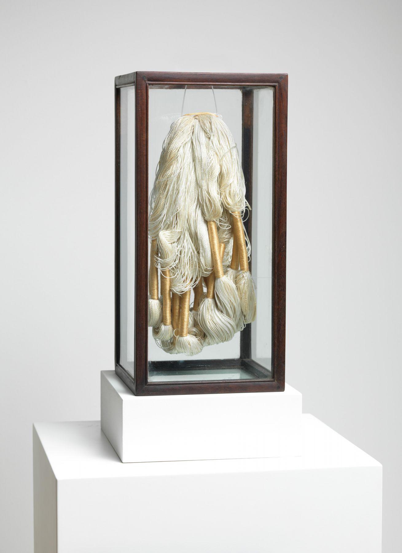 Sheila Hicks | Very Silk Bas-Relief, 1976