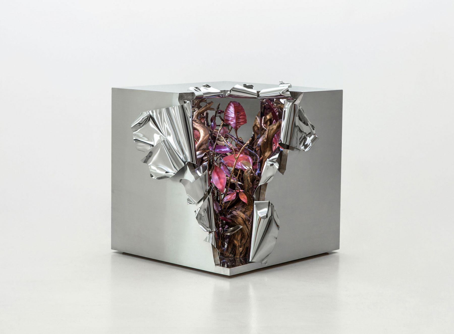 Maria Pergay | Secret Cube, 2013