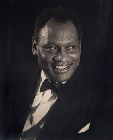 Paul Robeson, Moscow, 1949