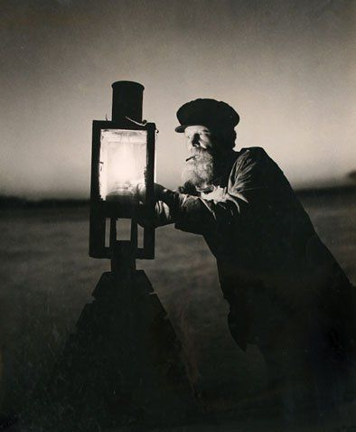 """Buoy Lighter"", 1948"