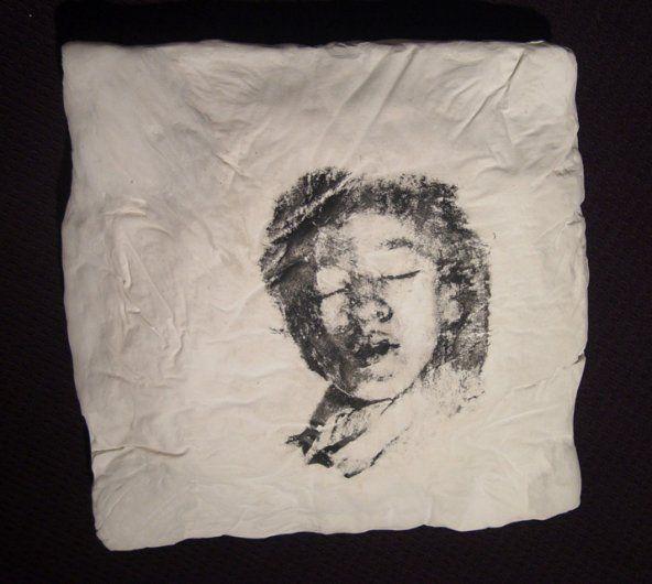 Pillow (Woman), 1996