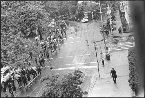 AIDS Walk, Riverside Drive, May 15, 2011