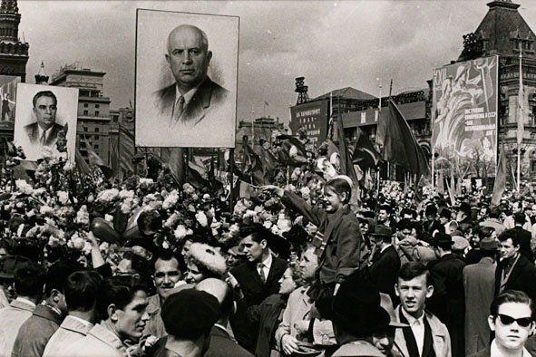 """Peace Parade,"" 1961"