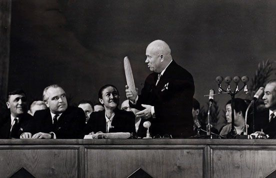 """Khruschev's Dilemma, Tashkent,"" 1961"