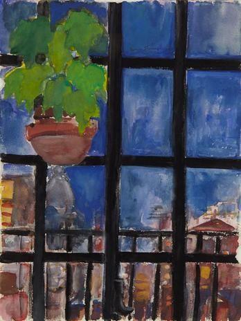Casement Window 1974