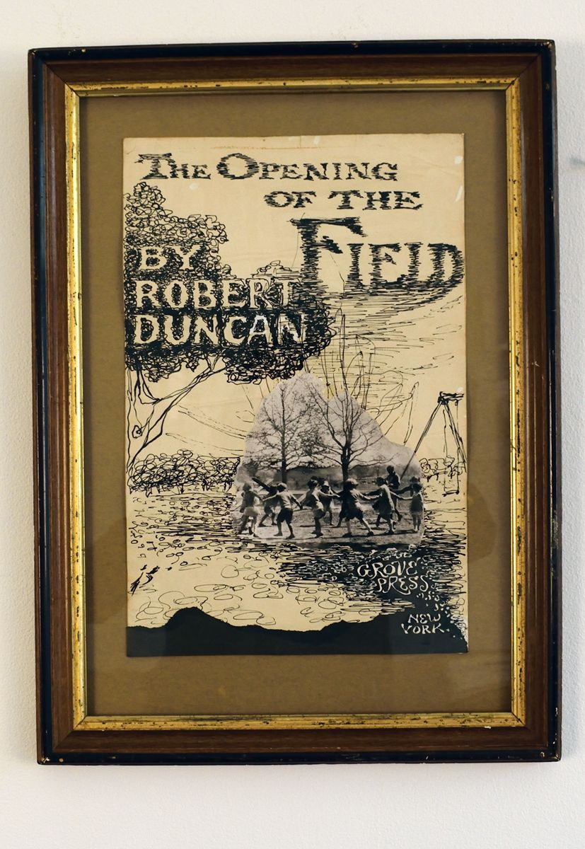Jess (Collins) The Opening of the Field, 1960