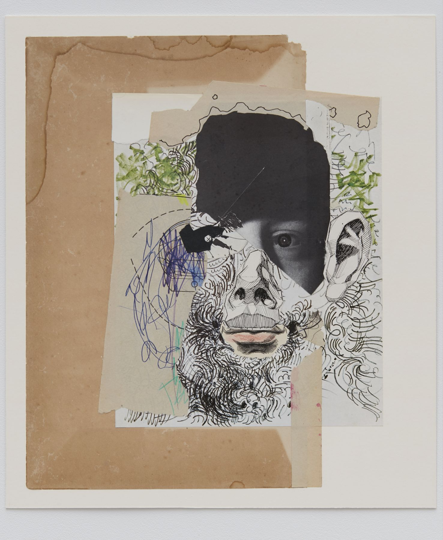 John O'Reilly Landscape Head, 2018