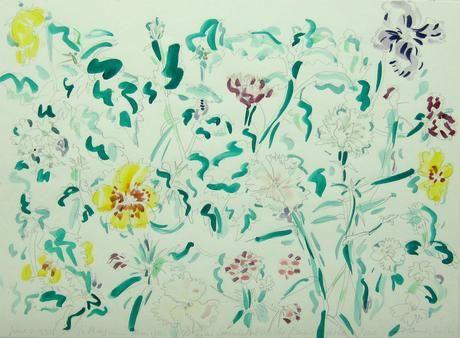 Untitled (Flowers) 1987
