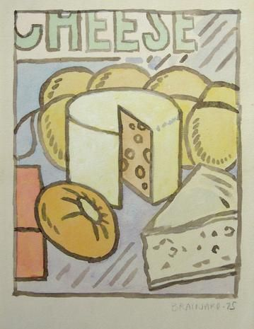 Untitled (Cheese) 1975