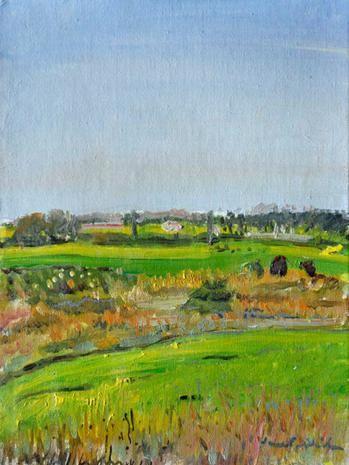 Small Landscape 1974
