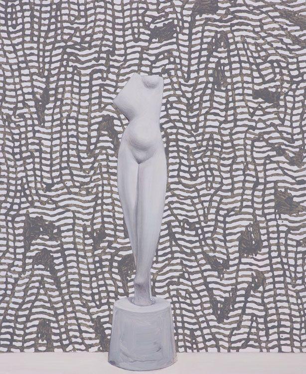 Jen Mazza Untitled (Archipenko), 2015