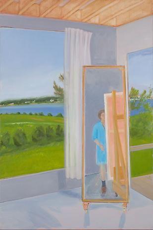 Painter in the Studio