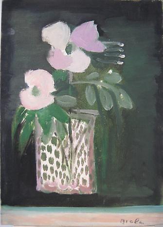 Untitled (Polka Dot Vase)
