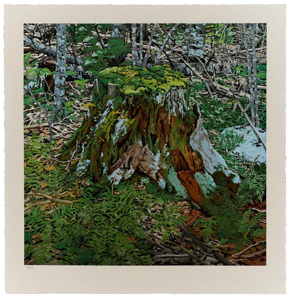 Neil Welliver Stump, 2000
