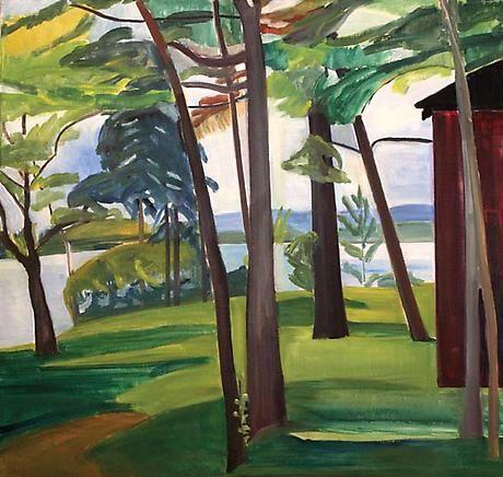 Maine Landscape III
