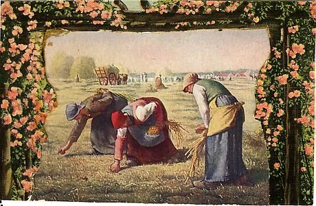 John Ashbery The Gleaners