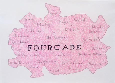 John Zinsser Xavier Fourcade Gallery (1984)