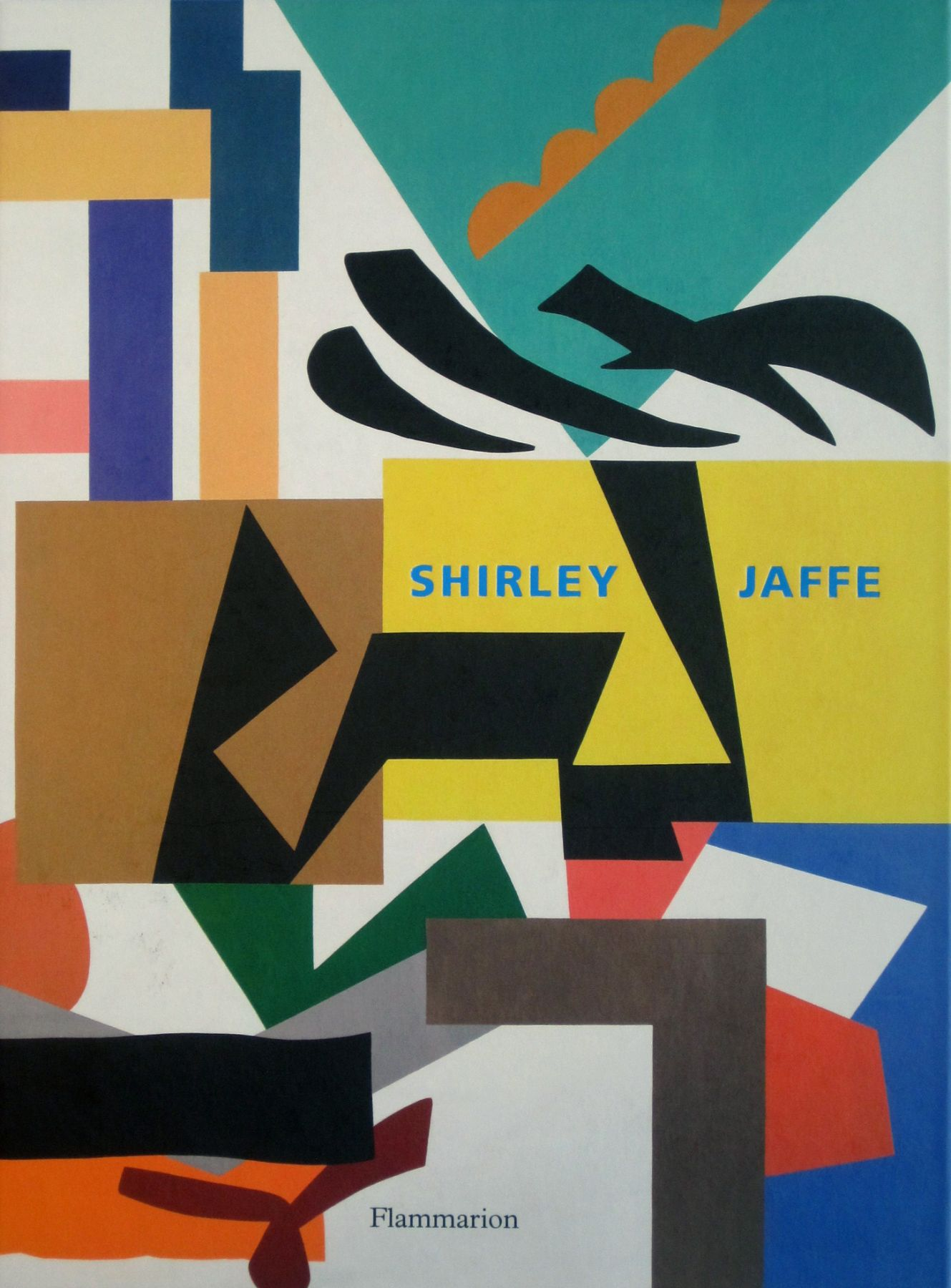 Shirley Jaffe: Forms of Dislocation