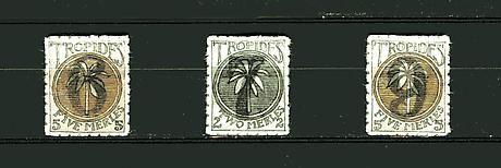 Donald Evans 1932. Tropides Islands.