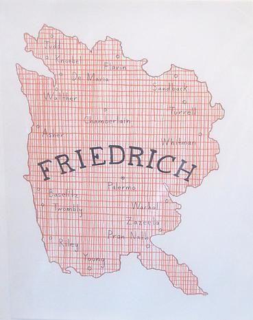 John Zinsser Heiner Freidrich Gallery (1977)